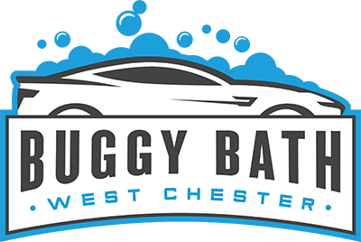 West Chester Buggy Bath Logo